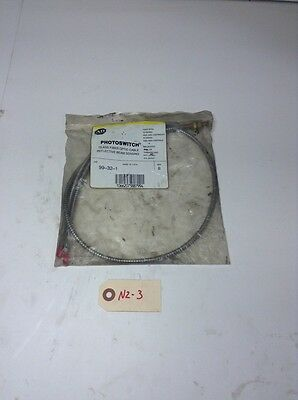New!! Photoswitch 99-32-1 Glass Fiber Optic Cable 99321 *Fast Shipping*