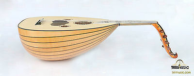 Turkish Quality Maple  String Instrument Oud Ud Ao-206M