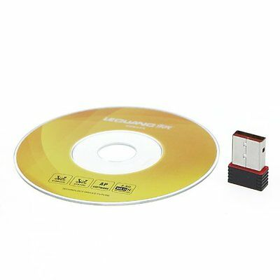 Excellent Mini USB WiFi Wireless Adapter Network Card 802.11n 150M BF