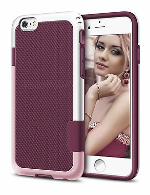 """Protective Hybrid Rugged Shockproof TPU Case Cover For iPhone 6 6S Plus 5.5"""""""