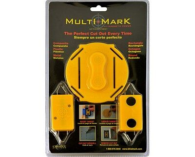 Calculated Industries 8115 Multi Mark Magnetic Drywall Locator Tool