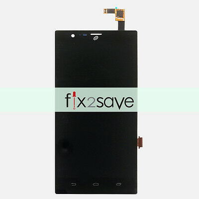 USA New LCD Display Lens Touch Screen Digitizer Assembly For ZTE Lever Z936L LTE