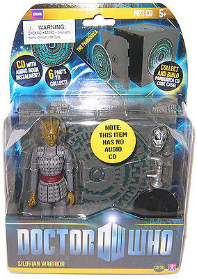 """Doctor Who 5"""" Silurian Warrior with Pandorica Wall Action Figure, Dr"""