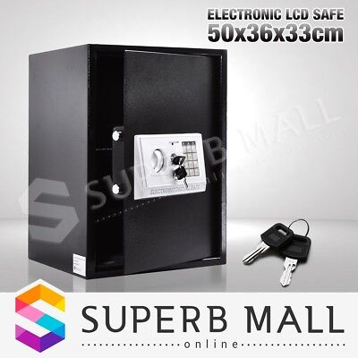 Electronic Lock Security Safe Box Office Home Deposit Digital