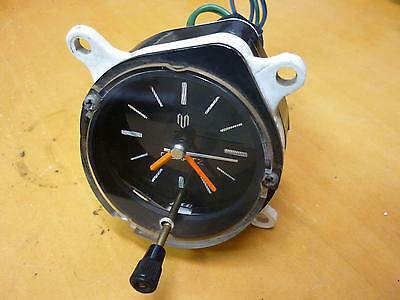 Toyota RA40 Celica Interior Clock -Tested and Working-