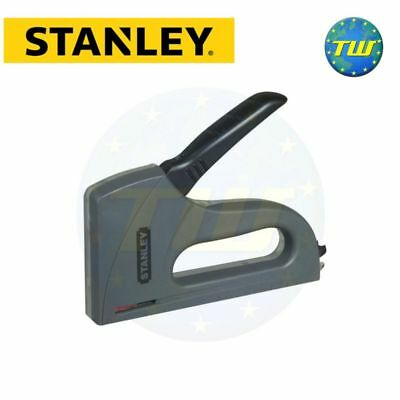 Stanley Light Duty Staple Gun DIY Office Stationary Crafts Hobby 0-TR40 STA0TR40