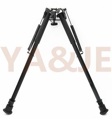 13-21 inch Adjustable Handy Spring Return Sniper Hunting Tactical Rifle Bipod