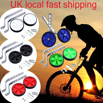 "Hot Kids Childs Bicycle Bike Cycle Children Stabilisers 12-20""training Wheels Uk"