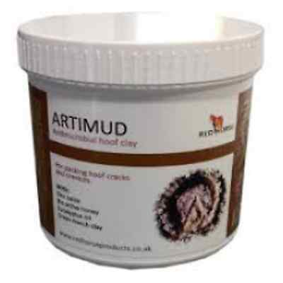Artimud Red Horse Products Antimicrobial Hoof Clay - 190ml