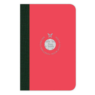NEW Flexbook Small Pink Ruled Smartbook