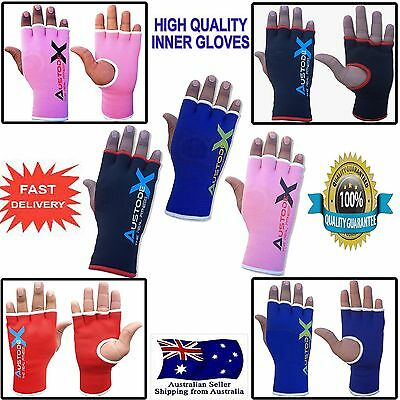 Fist Bandages MMA Inner boxing Hand Wraps Gloves bar straps kick Muay thai punch