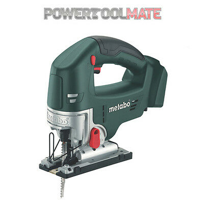 Metabo STA18LTX 18v Li-Ion Cordless Jigsaw - Naked - Body Only