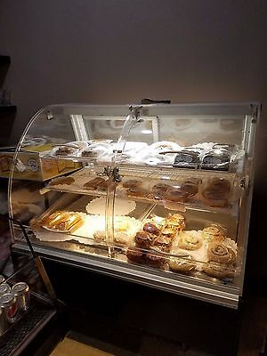 Dry Pastry Display