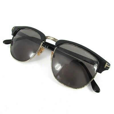 Tom Ford Henry Tf248 Clubmaster Sunglasses Occhiali Lunettes '80S Vintage Italy