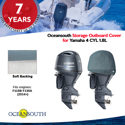 Oceansouth Half / Storage Cover for Yamaha 4 CYL 1.8L