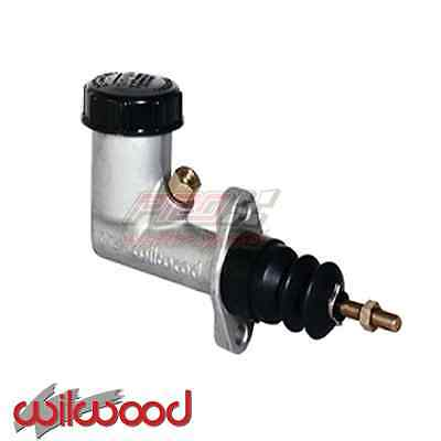 """1 Wilwood 5/8"""" and 1 3/4 Aluminum Clutch Master Cylinder  260-2636 260-1304"""