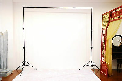 12' (W)x10'(H) Portable Backdground Backdrop Support Stand