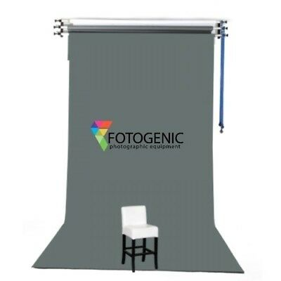 Primecolour Charcoal Grey Photography Paper Roll Backdrop 2.72m x 10m 170gsm