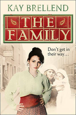 The Family by Kay Brellend BRAND NEW BOOK (Paperback, 2012)
