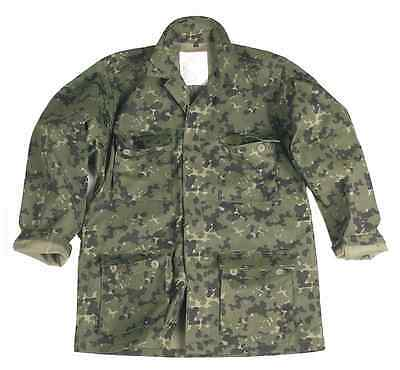 US BDU Feldhose Woodland PREWASH Gr.48-50 Medium