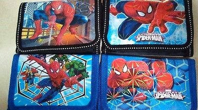Ultimate Spiderman Tri Fold Wallet Brand New In Pack