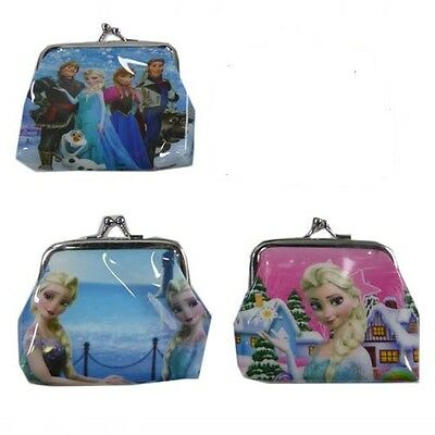 Disney Frozen Girls Coin Purse Brand New Without Tags