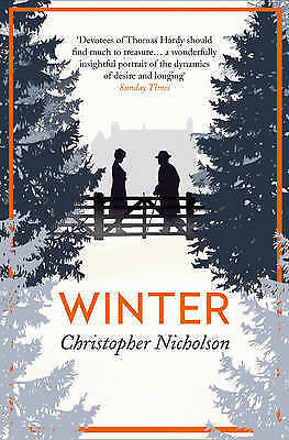 Winter by Christopher Nicholson BRAND NEW BOOK (Paperback, 2015)