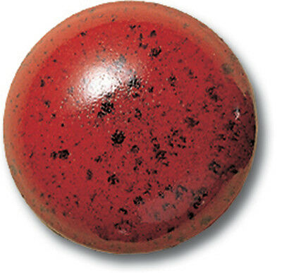 230ml Terracolor Earthenware Glaze 5204 Speckled Red Gloss (1060°C)