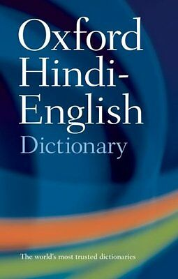 The Oxford Hindi-English Dictionary by R. S. McGregor 9780198643395