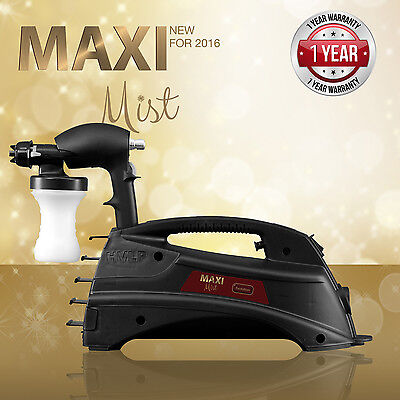 Maximist Evolution Helia 2.0 Spray Tanning Unit with FREE Suntana Tan
