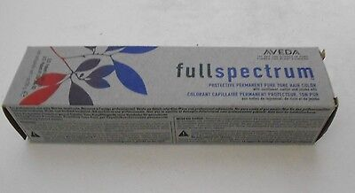 Aveda Fullspectrum Protective Permanent Pure Tone Hair Color 1 oz