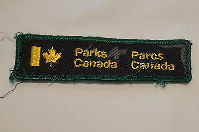 Canadian Parks Canada Patch 1