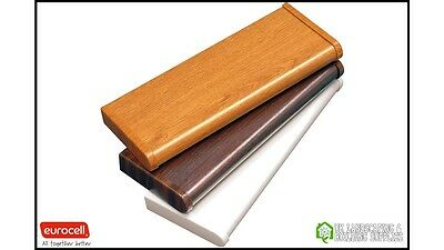 Window Sill Cill Board 23mm 5m Length Eurocell Laminated Various Colours/Widths