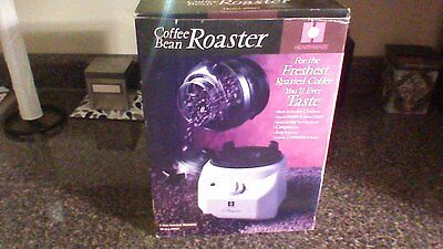 VINTAGE Hearthware Electric Coffee Bean Roaster, Model 40001, Machine