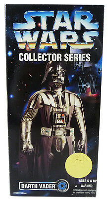 STAR WARS Collector Series DARTH VADER Figure (1996) Kenner *SEALED - NIB*