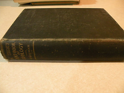 A Text-Book of Geology Brigham 1900 Hardback