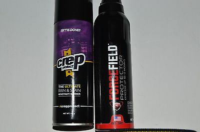 Crep Protect/ForceField Protector/Crep Protect Travel Kit