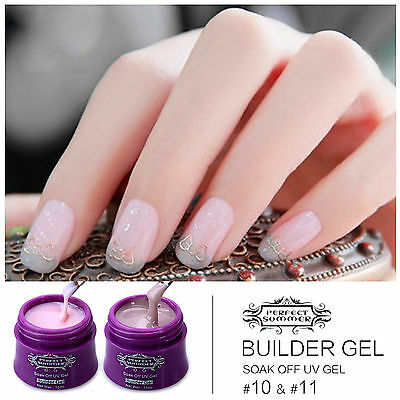 1pcs Soak Off Builder UV Gel Extension Gel Nail Polish Nail Art Manicure 15ml