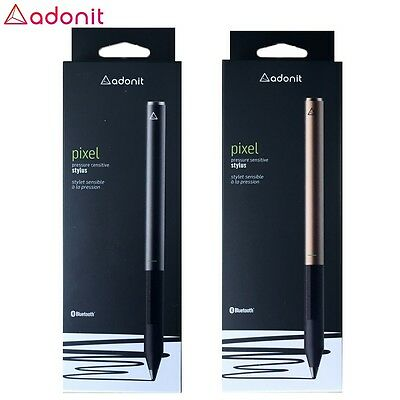 Adonit Pixel 1.9mm Pixelpoint Precision Tip Bluetooth Stylus for iPad iOS TS