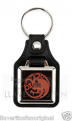 Llavero Juego De Tronos Targaryen Fire And Blood - Games Of Thrones Keyring