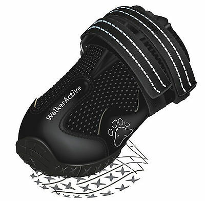Walker Active Dog Boots Protect Paws From Ice Salt Heal Injured Paws XS - S19461