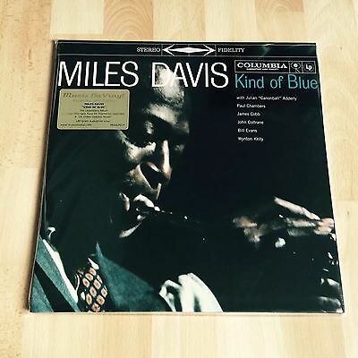 Miles Davis - Kind of Blue Audiophile 180g Vinyl 2-LP MOVLP019