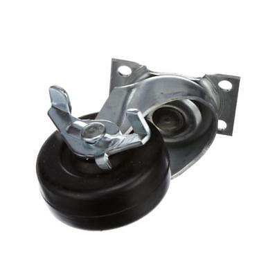 Pitco PP11381 PMF 2 Locking w/Top Plate Caster