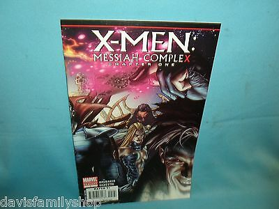 X-Men Messiah Comples #1 2nd Print Variant by Marvel Comics Fine Condition