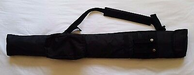 Premium Escrima Arnis, Kali, Bokken, Sword, Weapons Carry Case Bag + FREE KNIFE!