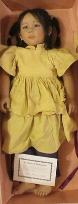 """Annette Himstedt Puppen-Kinder Michiko Dolls The World Child Collection 30"""""""