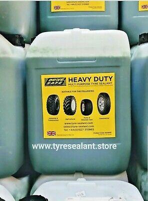 Multi purpose Heavy duty off-road / commercial tyre sealant 20-litre drum