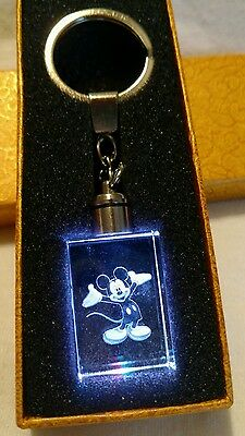 """Keychains Led """" Mickey  Mouse """" Perfect Gift!!!!  Disney Collection!!!!"""