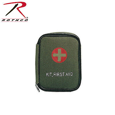 Rothco Military Zipper First Aid Kit - 8328