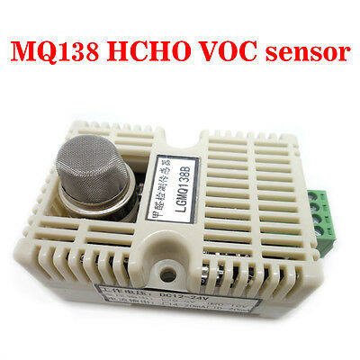 MQ138 Formaldehyde H2S VOC Gas Detection Sensor Module With Shell